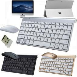 Wireless 2.4G Keyboard & Mouse For Windows Laptop Surface Pr