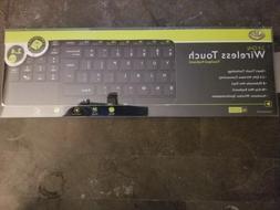 Gear Head Wireless 2.4GZ Touchpad Keyboard-Model KB3950TPW