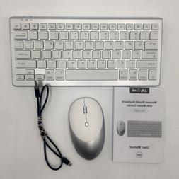 Jelly Comb Wireless Backlit Keyboard And Mouse Combo