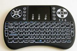 Wireless Backlit Keyboard for Amazon Fire TV and Fire Stick