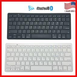 Wireless Bluetooth 3.0 Slim Keyboard for Windows Android iOS