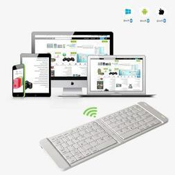 wireless bluetooth foldable keyboard medion for ios