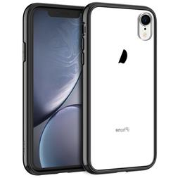 JETech Case for iPhone XR 6.1-Inch Shock-Absorption Bumper C