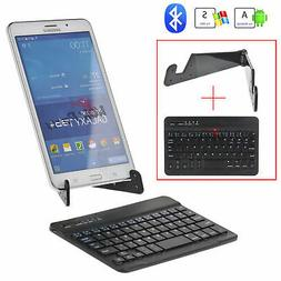 Wireless Bluetooth Keyboard TouchPad Holder for Android/Wind