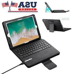 Wireless Bluetooth Keyboard with Protective Case Cover For i