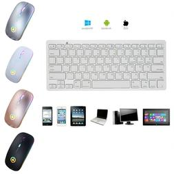 Wireless Mouse and Bluetooth Keyboard Slim For Android Windo