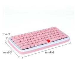 Wireless Bluetooth USB-C Wired Mechanical Keyboard Backlit F