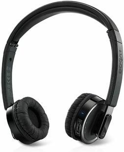 Rapoo Wireless Foldable Headset, Black