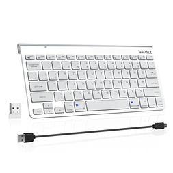 Wireless Keyboard , SzHahn 2.4G Slim Rechargeable Wireless K