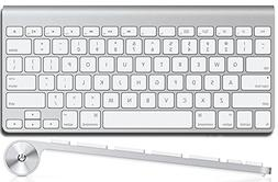 Apple Wireless Keyboard with Bluetooth - Compatible with Mac