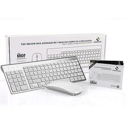 ca31dbf61e4 Wireless Keyboard And Mouse Bundle Combo Set For Mac Apple F