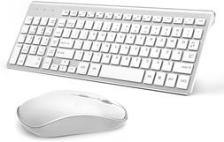 2.4G Wireless Keyboard And Mouse Combo Set For Mac Apple Pc