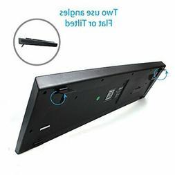 Wireless Keyboard and Mouse Combo, UHURU 2.4G USB Keyboard M