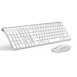 Wireless Keyboard and Mouse Combo-J JOYACCESS Rechargeable W