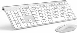 Wireless Keyboard and Mouse Combo-J JOYACCESS Rechargeable W