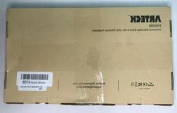 Wireless Keyboard | ARTECH | STAINLESS STEEL 2.4 G USB
