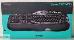 Logitech Wireless Keyboard Comfort Wave K350