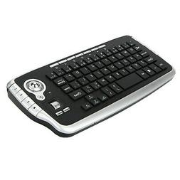 Wireless Keyboard Fashion Mouse Scroll Wheel Accessories 2.4