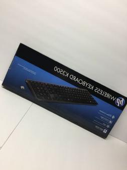 HP Wireless Keyboard for Pavilion K3500 Black