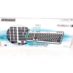 Logitech Wireless Keyboard K360  White Limited Edition