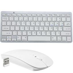 Wireless Keyboard Keypads Optical Mouse Mice USB Receive For