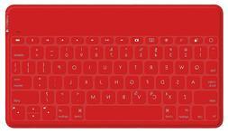 Logitech Wireless Keyboard | Keys-to-Go: Ultra Portable Blue