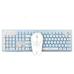 wireless gaming keyboard mouse sets