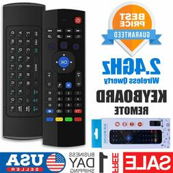 wireless keyboard remote control mx3 air mouse