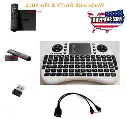 Wireless Keyboard Remote for Android Phone Amazon FIRE TV/ST