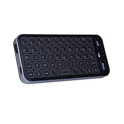 iPazzPort Wireless Keyboard and Full Screen Touchpad Mouse C