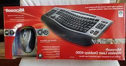 Microsoft Wireless Laser Desktop 6000 v2