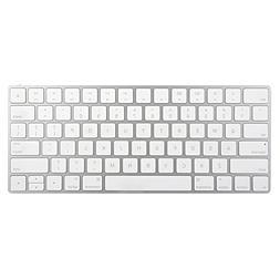 Apple Wireless Magic Keyboard 2, Silver  -