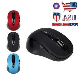 Wireless Mini Bluetooth 3.0 6D 1600DPI Optical Gaming Mouse