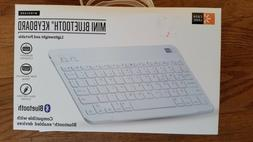 Case Logic Wireless Mini Bluetooth Keyboard White Sealed ~ B