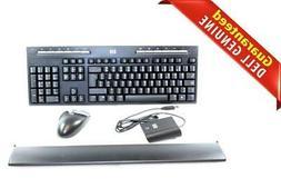 HP Wireless Multimedia Keyboard & Optical Mouse Kit Black an