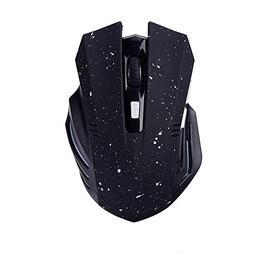 Doinshop  New Fashion 3200 DPI Wireless Optical Silent Gamin