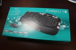 NEW Logitech Wireless Wave Combo MK550 Keyboard K350 Laser M