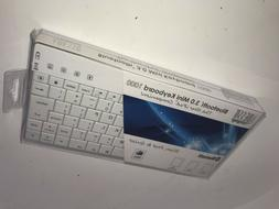 Adesso WKB-1000BW Wireless Bluetooth Keyboard...BRAND NEW!