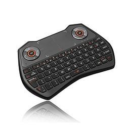 Adesso WKB-4020UB SlimTouch 4020 2.4GHz Wireless Keyboard wi