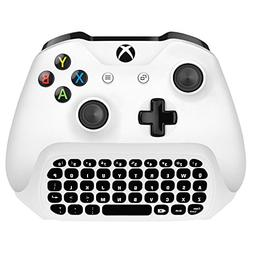 Megadream Xbox One Wireless Chatpad Keyboard with 3.5mm Audi