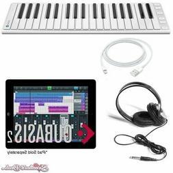 CME Xkey Air 37 Wireless MIDI Keyboard iOS Recording Bundle