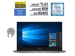 "Dell XPS 13 9360 Laptop - 13.3"" Anti-Glare InfinityEdge Touc"